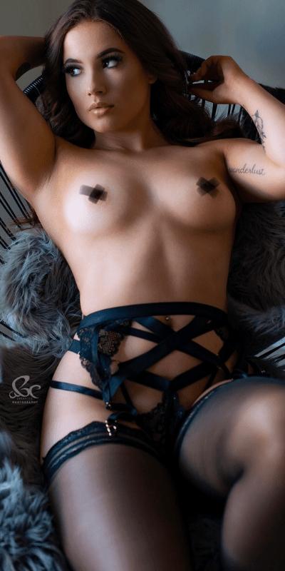 Topless waitresses Byron Bay